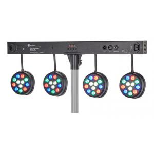Is Fun Generation LED Pot System Bar 48x1W RGBW a good match for you?
