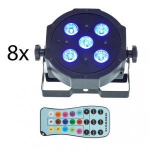 Is Fun Generation SePar Quad LED RGB UV Bundle a good match for you?