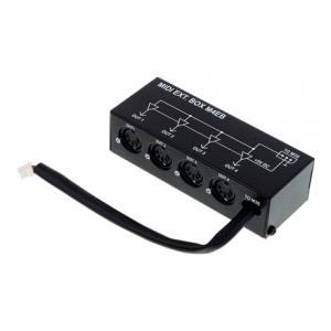 """Take the """"IS IT GOOD FOR ME"""" test for """"G Lab M4EB Midi Extension Box"""", read the reviews and join the community!"""