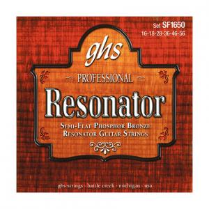 "Take the ""IS IT GOOD FOR ME"" test for ""GHS 1650 SF Resonator Strings"", read the reviews and join the community!"