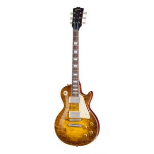 Is Gibson LP Rock Top Fossilized Flame a good match for you?