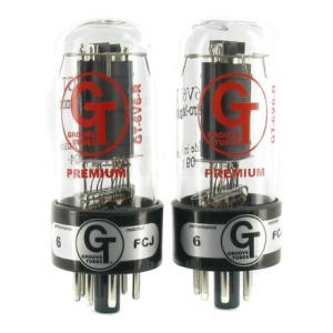 Is Groove Tubes 6V6-R Duett Medium a good match for you?