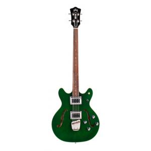 "Take the ""IS IT GOOD FOR ME"" test for ""Guild Starfire II Bass Emerald Green"", read the reviews and join the community!"