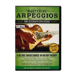 """Take the """"IS IT GOOD FOR ME"""" test for """"Guitar World Mastering Arpeggios"""", read the reviews and join the community!"""