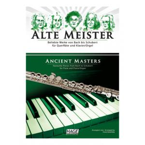 Is Hage Musikverlag Alte Meister Fl Piano the right music gear for you? Find out!