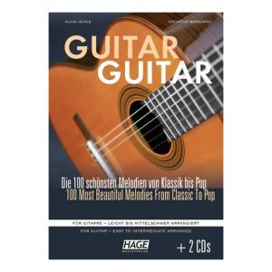 """Take the """"IS IT GOOD FOR ME"""" test for """"Hage Musikverlag Guitar Guitar +CD"""", read the reviews and join the community!"""
