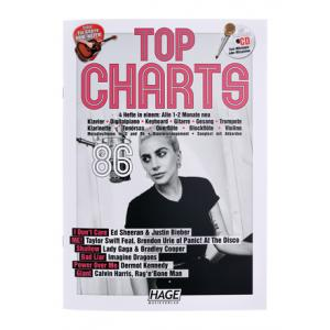 """Take the """"IS IT GOOD FOR ME"""" test for """"Hage Musikverlag Top Charts 86"""", read the reviews and join the community!"""