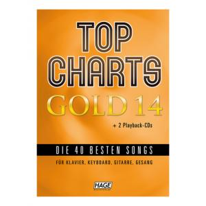 """Take the """"IS IT GOOD FOR ME"""" test for """"Hage Musikverlag Top Charts Gold 14"""", read the reviews and join the community!"""