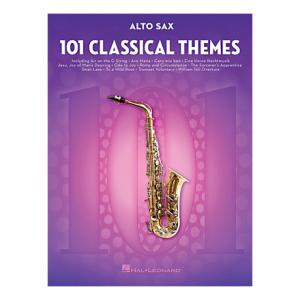 """Take the """"IS IT GOOD FOR ME"""" test for """"Hal Leonard 101 Classical Themes Alto Sax."""", read the reviews and join the community!"""