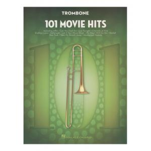 """Take the """"IS IT GOOD FOR ME"""" test for """"Hal Leonard 101 Movie Hits for Trombone"""", read the reviews and join the community!"""