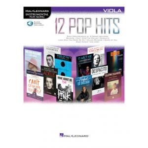 """Take the """"IS IT GOOD FOR ME"""" test for """"Hal Leonard 12 Pop Hits Viola"""", read the reviews and join the community!"""
