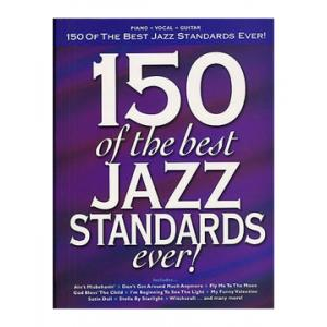 "Take the ""IS IT GOOD FOR ME"" test for ""Hal Leonard 150 Of The Best Jazz Standards"", read the reviews and join the community!"