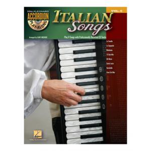 """Take the """"IS IT GOOD FOR ME"""" test for """"Hal Leonard Accordion Play-Along Italian"""", read the reviews and join the community!"""