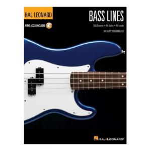"""Take the """"IS IT GOOD FOR ME"""" test for """"Hal Leonard Bass Lines"""", read the reviews and join the community!"""