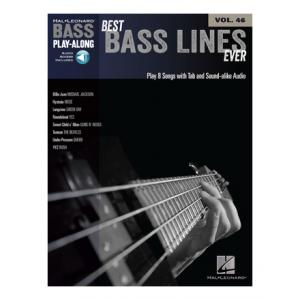 """Take the """"IS IT GOOD FOR ME"""" test for """"Hal Leonard Bass Play-Along Best Bass Line"""", read the reviews and join the community!"""