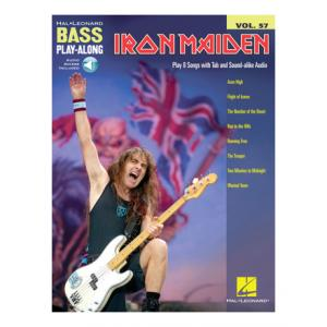 """Take the """"IS IT GOOD FOR ME"""" test for """"Hal Leonard Bass Play-Along Iron Maiden"""", read the reviews and join the community!"""