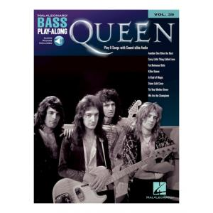 """Take the """"IS IT GOOD FOR ME"""" test for """"Hal Leonard Bass Play-Along Queen"""", read the reviews and join the community!"""