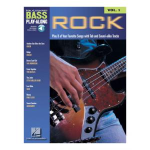 """Take the """"IS IT GOOD FOR ME"""" test for """"Hal Leonard Bass Play-Along Rock"""", read the reviews and join the community!"""