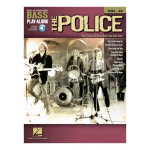"""Take the """"IS IT GOOD FOR ME"""" test for """"Hal Leonard Bass Play-Along The Police"""", read the reviews and join the community!"""