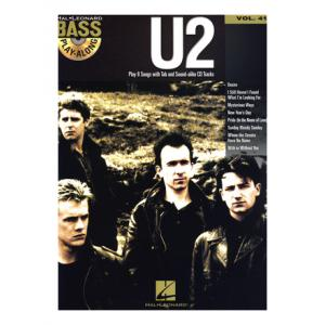 Is Hal Leonard Bass Play Along U2 Vol.41 the right music gear for you? Find out!