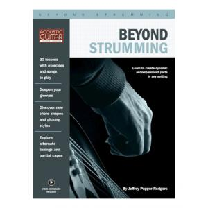 """Take the """"IS IT GOOD FOR ME"""" test for """"Hal Leonard Beyond Strumming"""", read the reviews and join the community!"""