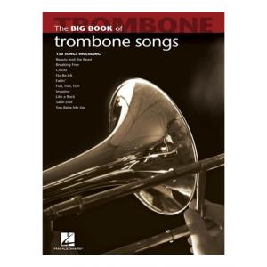 """Take the """"IS IT GOOD FOR ME"""" test for """"Hal Leonard Big Book Of Trombone Songs"""", read the reviews and join the community!"""