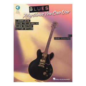 "Take the ""IS IT GOOD FOR ME"" test for ""Hal Leonard Blues Rhythms You Can Use"", read the reviews and join the community!"