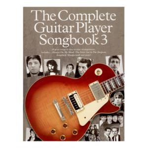 """Take the """"IS IT GOOD FOR ME"""" test for """"Hal Leonard Complete Guitar Player Songb.3"""", read the reviews and join the community!"""