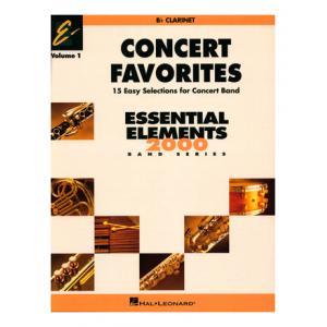 "Take the ""IS IT GOOD FOR ME"" test for ""Hal Leonard Concert Favorites 1 Clarinet"", read the reviews and join the community!"