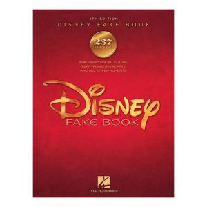 """Take the """"IS IT GOOD FOR ME"""" test for """"Hal Leonard Disney Fake Book 4th Edition"""", read the reviews and join the community!"""