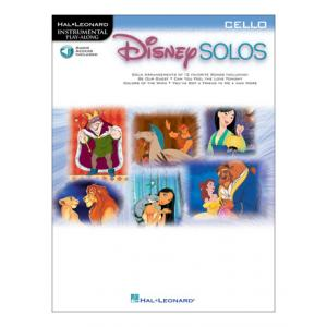 Is Hal Leonard Disney Solos Cello a good match for you?