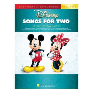 """Take the """"IS IT GOOD FOR ME"""" test for """"Hal Leonard Disney Songs For Two Trumpet"""", read the reviews and join the community!"""