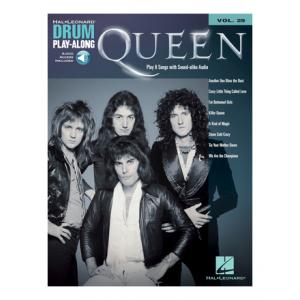 """Take the """"IS IT GOOD FOR ME"""" test for """"Hal Leonard Drum Play-Along Queen"""", read the reviews and join the community!"""