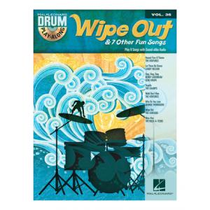 """Take the """"IS IT GOOD FOR ME"""" test for """"Hal Leonard Drum Play-Along Wipe Out"""", read the reviews and join the community!"""