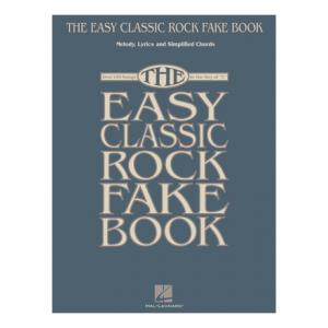 Is Hal Leonard Easy Classic Rock Fake Book a good match for you?