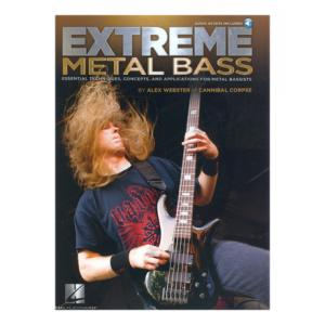 """Take the """"IS IT GOOD FOR ME"""" test for """"Hal Leonard Extreme Metal Bass"""", read the reviews and join the community!"""