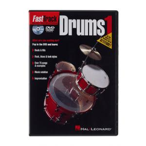 """Take the """"IS IT GOOD FOR ME"""" test for """"Hal Leonard Fast Track Drums Vol.1 DVD"""", read the reviews and join the community!"""
