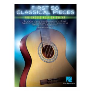 """Take the """"IS IT GOOD FOR ME"""" test for """"Hal Leonard First 50 Classical Piece Guit."""", read the reviews and join the community!"""