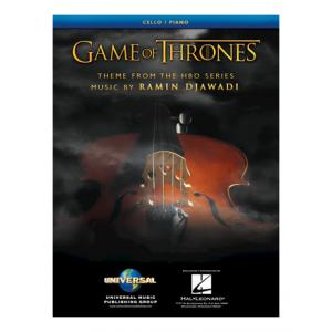 Is Hal Leonard Game Of Thrones Cello a good match for you?