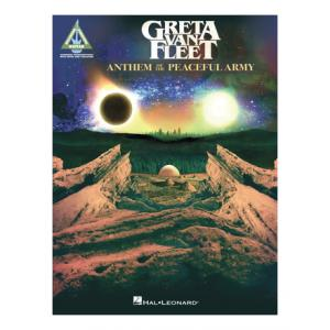 """Take the """"IS IT GOOD FOR ME"""" test for """"Hal Leonard Greta Van Fleet Anthem Of The"""", read the reviews and join the community!"""