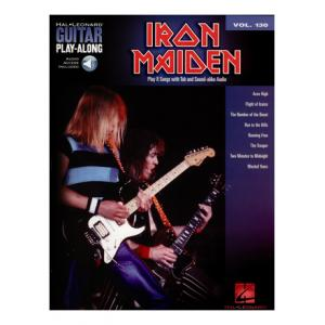 """Take the """"IS IT GOOD FOR ME"""" test for """"Hal Leonard Guitar Play-Along: Iron Maiden"""", read the reviews and join the community!"""
