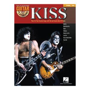 Is Hal Leonard Guitar Play-Along Kiss a good match for you?