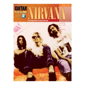 """Take the """"IS IT GOOD FOR ME"""" test for """"Hal Leonard Guitar Play-Along Nirvana"""", read the reviews and join the community!"""