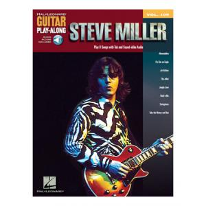 """Take the """"IS IT GOOD FOR ME"""" test for """"Hal Leonard Guitar Play-Along Steve Miller"""", read the reviews and join the community!"""
