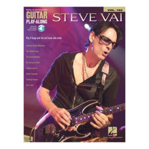 """Take the """"IS IT GOOD FOR ME"""" test for """"Hal Leonard Guitar Play-Along Steve Vai"""", read the reviews and join the community!"""