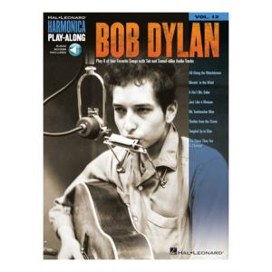 """Take the """"IS IT GOOD FOR ME"""" test for """"Hal Leonard Harmonica Play-Along Bob Dylan"""", read the reviews and join the community!"""
