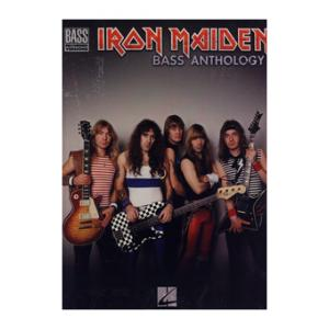 Is Hal Leonard Iron Maiden Bass Anthology the right music gear for you? Find out!