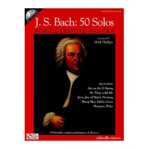 "Take the ""IS IT GOOD FOR ME"" test for ""Hal Leonard J.S. Bach 50 Solos for Classic"", read the reviews and join the community!"
