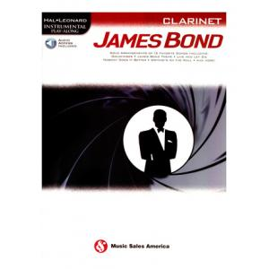 """Take the """"IS IT GOOD FOR ME"""" test for """"Hal Leonard James Bond Clarinet"""", read the reviews and join the community!"""