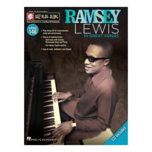"""Take the """"IS IT GOOD FOR ME"""" test for """"Hal Leonard Jazz Play-Along Ramsey Lewis"""", read the reviews and join the community!"""